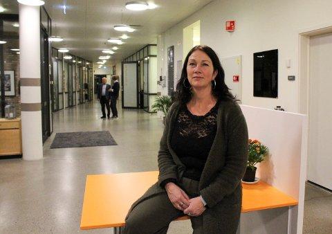 Klar til å ta fatt: Byens nye kutursjef, Daniella van Dijk-Wennberg, gleder seg til å ta fatt på jobben.