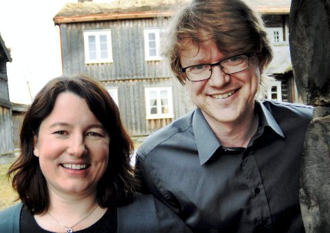 Mette Vårdal har laget animasjonsfilmen, og Vegar Vårdal står for musikken.