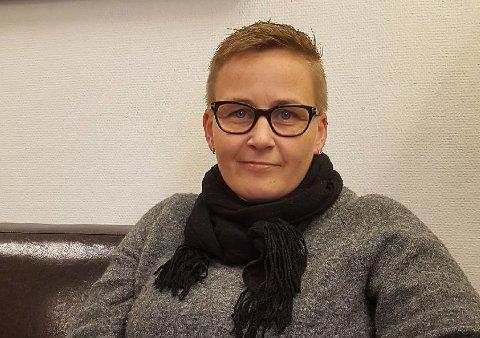 DET VANSKELIGE STEGET: – Mange unge som har opplevd overgrep lever med en form for trussel som gjør det ekstra vanskelig å si i fra, sier daglig leder ved SMISO Oppland, Guro Hesselberg.