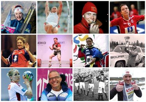 Hvem mener du er tidenes idrettsutøver i Gjøvik?