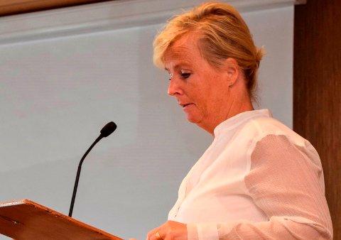 DYREVERNSAK: Mona Tønnesland Tholin, varaordfører og ordførerkandidat for Sp i Søndre Land, vil ikke svare på spørmål om en dyrevernsak på garden hun bor på. Hun har selv vært medlem av dyrevernnemnd.