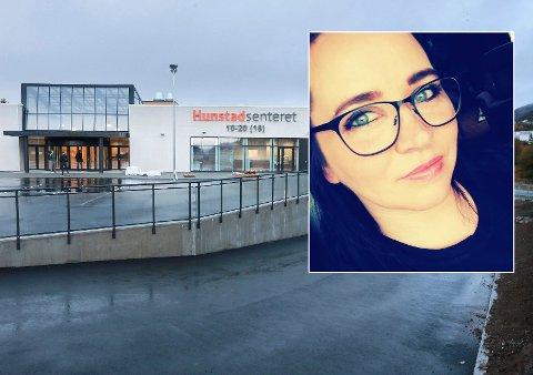 Linda Hansen (37) er fortsatt skjelven etter opplevelsen hun hadde i Bodø fredag. Foto: Arkiv/privat.