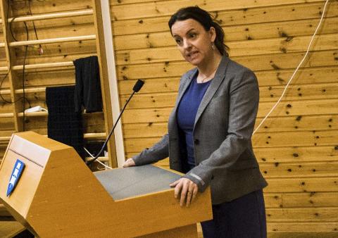 Kritisk: Komitéleder Bente Seierstad har bedt om et hastemøte for helse- og omsorgskomiteen denne uka. Arkivfoto