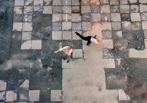 «Gardners første – språklig intelligens» er et verk for to dansere koreografert av Oda Østenstad Fjell.