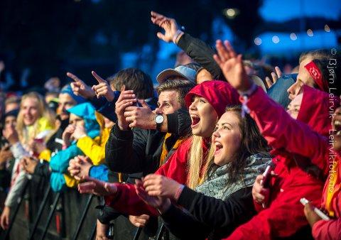 Nå er det publikum som skal lage festivalfilm med Verket. Foto: Bjørn Leirvik