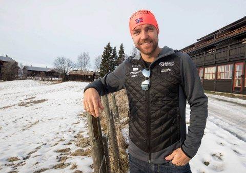 STARTER SESONGEN: Tord Asle Gjerdalen gleder seg til en ny sesong i langløpssirkuset.