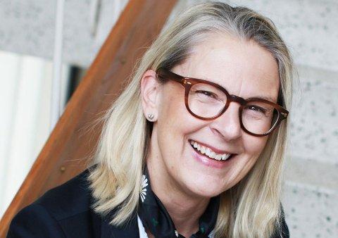 MANGE SØKERE: Siri Strømmen var en av mange søkere til stillingen som rådgiver i Ringerike kommune.