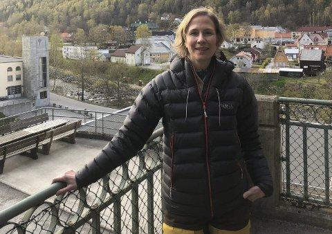 Hall: Vicky Margetts (SV) mener Såheimhallen bør utredes som hovedalternativet.