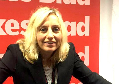 PROGRAMLEDER: Journalist i Romerikes Blad, Linda Ingier.
