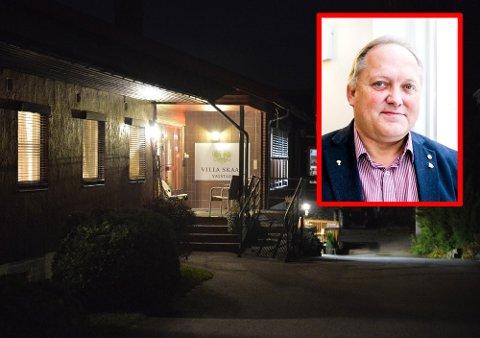 Ordfører John-Erik Vika synes det er forkastelig at det oppstår rykter og kritikk rettet mot ansatte ved sykehjemmet Villa Skaar Valstad, midt i det pågående  utbruddet der. – Det er meningsløst å kritisere vårt eget helsepersonell, sier han.