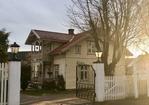LILLESTRØM (SKEDSMO): Sundstuveien 2 på Leirsund er solgt for kr 8.400.000.