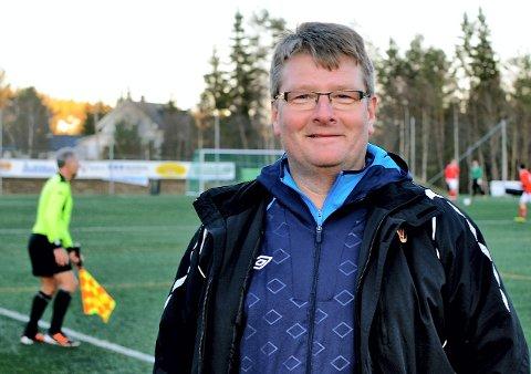 I Toppsjiktet: UEFA (The Union of European Football Associations) har oppnevnt Espen Eriksen som delegat for EM-kvalifiseringskampen mellom Tyskland og Polen 4. september.  Arkivfoto: Svein-Ivar Pedersen