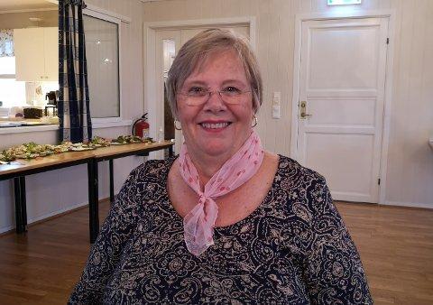 20 SPØRSMÅL: Gro Wilhelmsen (69) svarer på våre spørsmål denne uka.