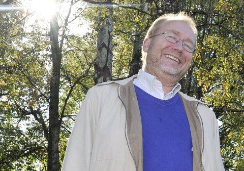 Gleder seg: Kirkefestgeneral Svein Rustad ser fram finalen av Kirkefestdagene 2015.