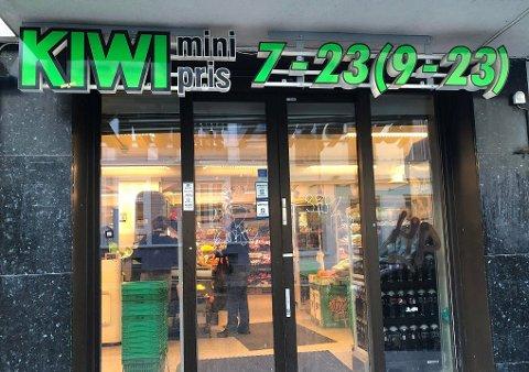 PRISKUTT: Kiwi kutter prisene på 200 varer.