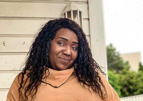 NOMINERT TIL JENTEPRISEN: Martine Uzia Jonathan fikk støtte fra blant annet SAs lesere da hun hadde innsamlingsaksjon tidligere i år.