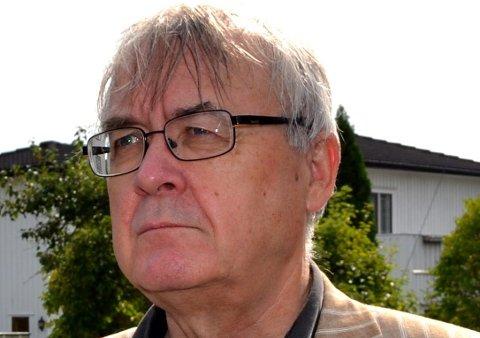 Historiker Sven G. Eliassen synes det er direkte smertefullt at Tarris ofres for ny bru