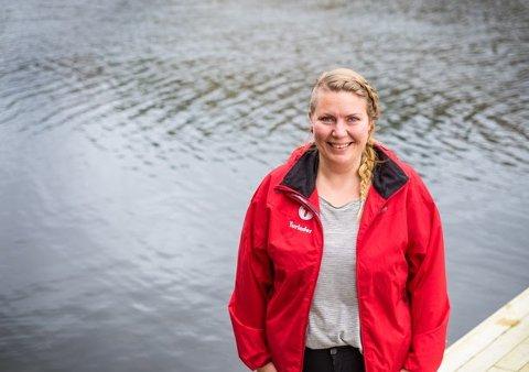 NY JOBB: Tidlegare grønlandsfarar Johanne Fjelde startar opp som leiar for eit treårig inkluderingsprosjekt i Stavanger Turistforening nå i oktober.