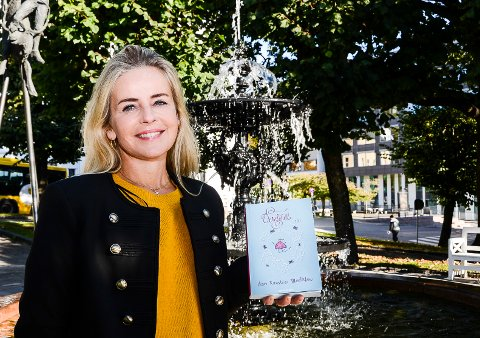 """BOK: Ann Kristin Medalen fra Porsgrunn gir ut dagboken """"Verdifull"""" for fjerde året på rad."""