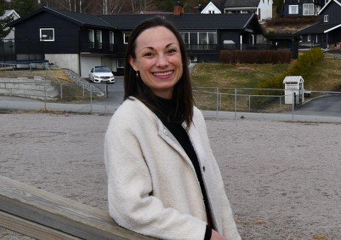 TIL NUAS: Benedicte Sebjørnsen forlater jobben i kommunen og går til NUAS: