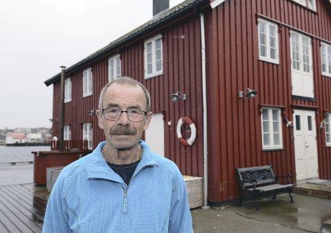 Per Strømmen må tilbakeføre endringer han har gjort på sjøhuset i Averøy. Fylkesmannens vedtak er endelig og kan ikke påklages.