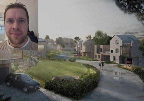 Boligbygging i eksisterende boligområder