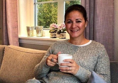 SATSER I NY JOBB: – Jeg har troen på at dette er noe jeg kan drive med på fulltid, sier Lina Resell.