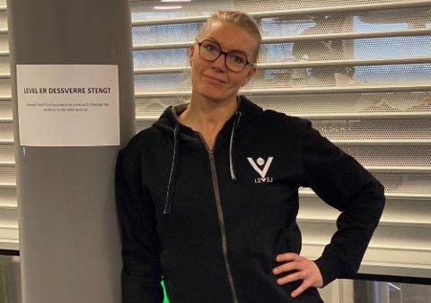 -TRIST: - Jeg synes det er fryktelig trist og bekymringsfullt, sier Irene Aarø.
