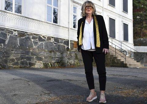 Elisabet Christiansen: Gjorde det klart at kommunen ikke kan akseptere det som kom frem i Elevundersøkelsen. Hun burde sagt noe mer generelt, mener tillitsvalgt. Arkivfoto