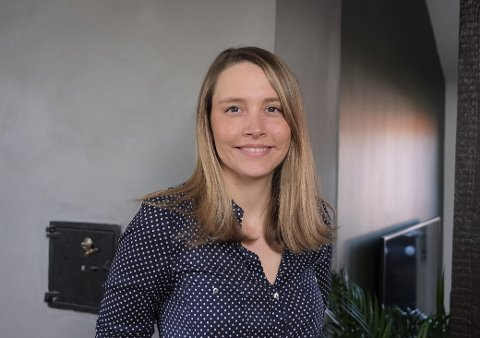 TØFFE TIDER: Leder Monica Torp Olufsen i Nittedal Næringsforening er gledelig overrasket over få antall konkurser i Nittedal 2020, spesielt med tanke på omstendighetene. Nå frykter hun konkurs-ras på nyåret.