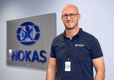 POSITIVT: Kenneth Ervik, skadesjef i Nokas Skadedyrkontroll, er fornøyd med den nye rammeavtalen.