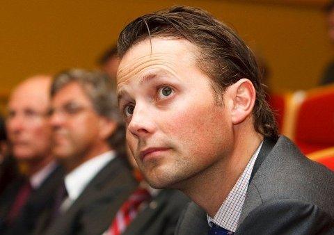 STYRKER GREPET: Eierandelen konsernsjef Thomas Wilhelmsen kontrollerer er kommet opp i over 50 prosent, heter det i en pressemelding fra Wilh. Wilhelmsen Holding ASA.