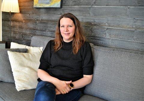 Ny apotekar: Ingveig Gridseth gler seg på å ta over ansvaret for Apotek1 Sunndal.
