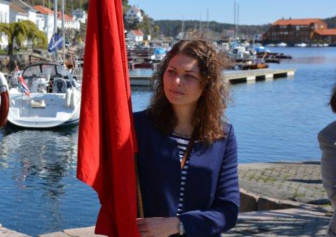 Elen Regine Lauvhjell er blant de 41 søkerne til stillingen som Kulturhusleder i Risør.
