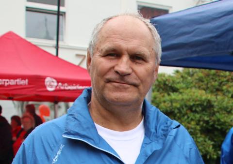 FORTSETTER: Jan Sigbjørnsen (H) fortsetter som ordfører i Flekkefjord. Med seg på laget har han Senterpartiet, Kristelig Folkeparti og Venstre.