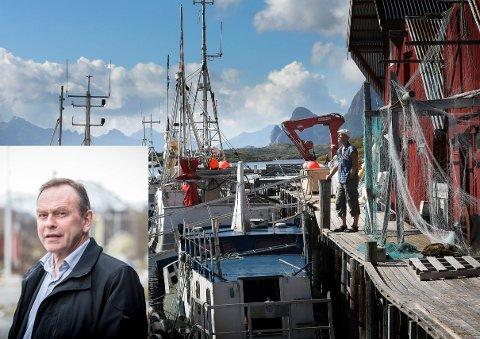 Byggesaken på Sørarnøy Tom Pettersen