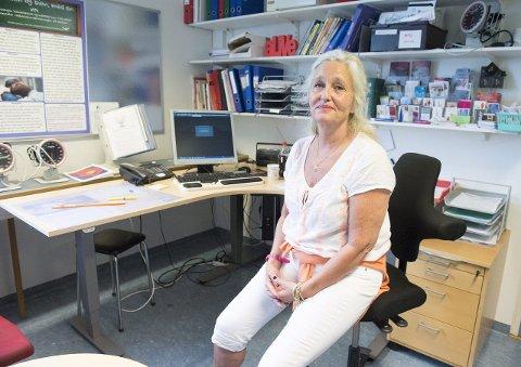 Agnes Giertsen, leder for helsestasjon for ungdom og studenter, forteller at de opplever en eksplosjon i henvendelser fra studenter og andre unge nå etter fadderuken og sommerferien. – Vi er veldig glade for at de oppsøker oss, sier hun.