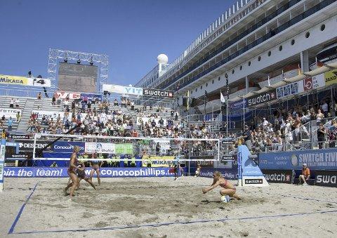 Med den ferske suksessen til Anders Mol og Christian Sørum, jobber volleyballmiljøet for å få flere store turneringer til Norge. I år ble det arrangert en World Tour-turnering i Oslo, neste år kan det bli en King of the Court-turnering i Bergen.