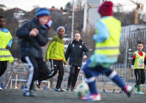 Barneidretten er blant de som kan få nye retningslinjer i neste uke, når Bergen kommune innfører lokale tiltak.