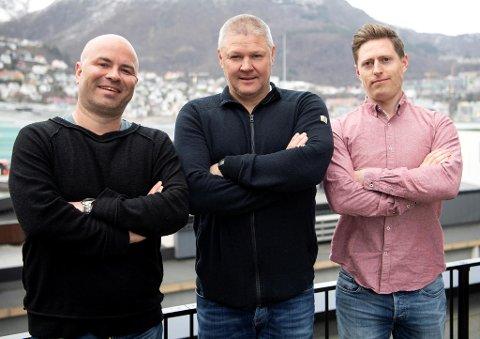 Jan Gunnar Kolstad, Mons Ivar Mjelde og Einar Lundsør roser Branns forvandling, og bekymrer seg over Åsanes utvikling!