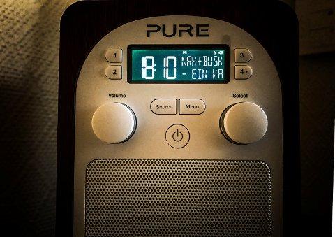 HAKKETE: De siste par ukene har DAB-radioer flere stedet i Modum slitt med signalene. I dag skal det bli bedre.
