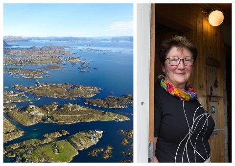 DØROPNAR: No har Askvoll kommunestyre godkjent avtalen der kommunen går inn med 1,7 millionar kroner til veg, vatn og avløp i byggjefeltprosjektet til Liv Turid Gjørøy. Det opnar også døra for tilsvarande løysingar fleire stader i kommunen.