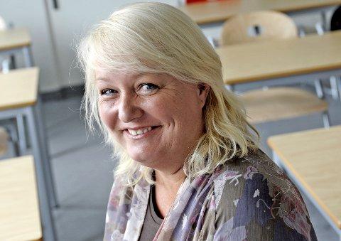 Viktig: Lene Ludvigsen jobber mye med ME-syke og deres pårørende. Hun synes det viktigste er at man møter de syke med forståelse og aksept. Arkivfoto: Geir A. Carlsson