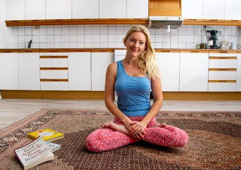MAT & YOGA: Ruth Rostad arrangerer kurs i ayurvedisk kosthold i lokalene til Samsara Yoga i Farmannsgate i Fredrikstad sentrum.