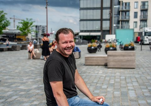 Terje Olsen arrangerer «Sommer i Fredrikstad» sammen med Christoffer Huse. Han er ikke redd for at leien av Dampskipsbrygga skal ankes i formannskapet.