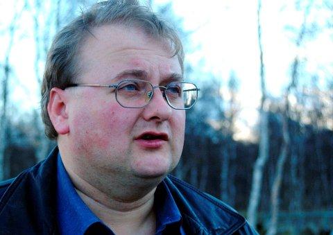 ALARMERTE: Arild Kristiansen sier det handler om et prinsipp når han har varslet kommuneledelsen om gratis strøm til en av politikerne.