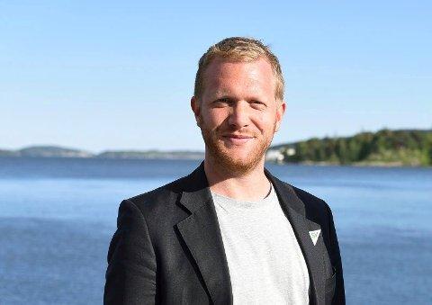 Ådne Naper (SV): Det kan være fristende å bygge boliger med sjøutsikt - men vi må ikke glemme utsikten for sjøtransporten., mener innsenderen.