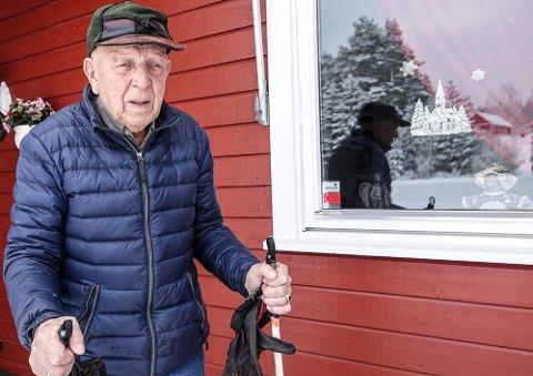 ER HARM: – Det plager meg sterkt at eldre nå skal flyttes mot sin vilje i Åsnes.