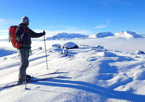 - Vi opplever stor interesse for Lom skifestival og med slike forhold ser det bra ut, sier Dag-Inge Bakke.