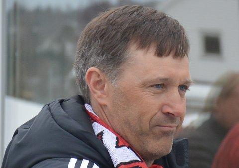 GIR SEG: Svein Haakenstad gir seg som leder i Lunner FK etter seks år.
